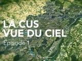 La Communauté urbaine de Strasbourg vue du ciel (3D)  - Episode 1 - 2011
