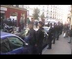 Paris 18éme : Journée contre les discriminations, les mal-logés évacués