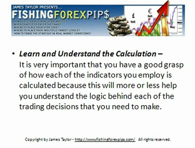 Forex Trading Indicators Guide