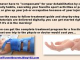 carpal tunnel recovery - carpal tunnel remedies - carpal tunnel treatments