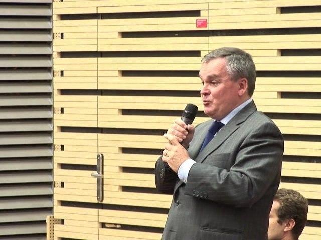 UMP - Michel Grall - Convention défense