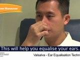 Ear Equalization Techniques - Valsalva Maneuver - ...