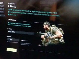 Competitive de Call of Duty : Modern Warfare 3