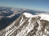 Refuge du Goûter Saint Gervais Mont-Blanc 21 octobre 2011