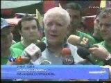 Eduardo Fernandez de gira por Maracay