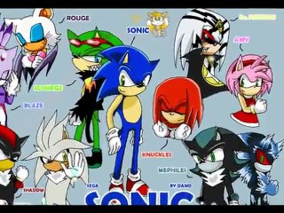 Another Sonic Couples vid