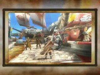 Trailer  de Monster Hunter 3 Ultimate