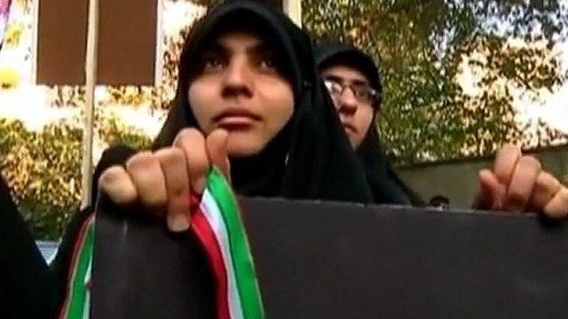 Occupy Tehran