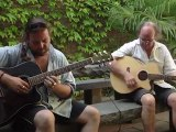 Knocking on Heavens Door (Eric Clapton - Cover) Performed by:  Billy Thomson and Robert Turney.