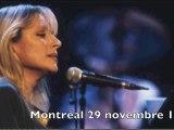 """Véronique Sanson """"L'infidèle"""" (Claude Dubois) Montréal 91"""