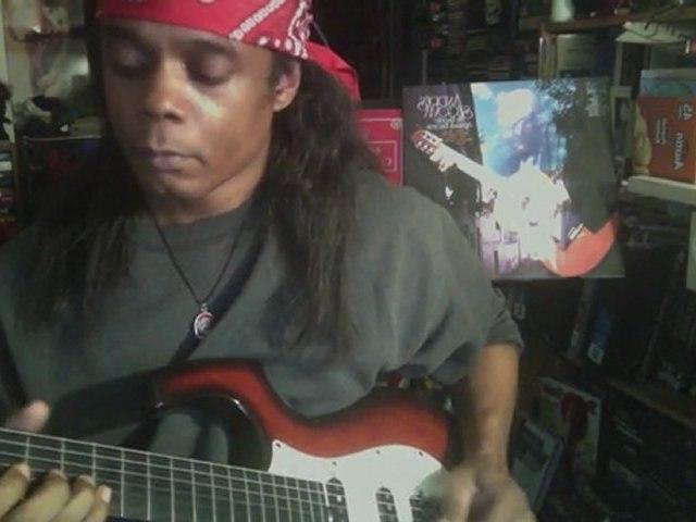Reggae Improvisation