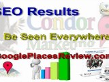 Best SEO Condor Marketing SEO Optimization Results & Proof