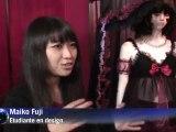Japon: 'sucrées' ou 'gothiques' les lolitas séduisent à Tokyo