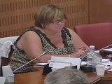 28 septembre 2011 Commission des Affaires culturelles PPL sur instauration épreuve formation 1e secours au brevet des collèges