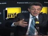 Yves Cochet, France-info, 24 10 2011, député de Paris EE-Les Verts