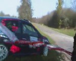 Grosse Sortie Clio R3 Rallye Haute-Saone 2011, David Deloy