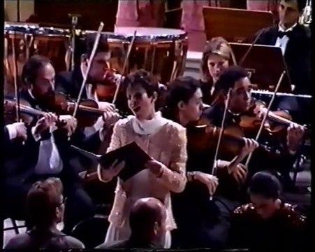 """Mozart messe en ut mineur """"Et  incarnatus est"""" Bordeaux Notre Dame"""