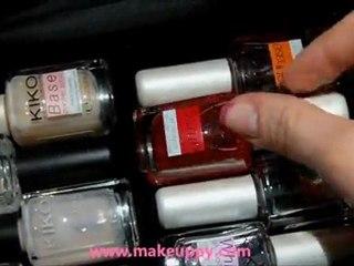 KIKO Nail Care Travel Case