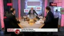 """Eric Besson : invité d' """"En route vers la présidentielle"""""""