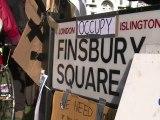 Londres : les Indignés installent un deuxième campement