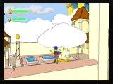 Gamesknights - Les Simpsons le jeu dernier niveau + boss final + cinématiques
