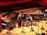 Quartet K.W.A.C Géraldine Keller, Sophie Agnel, Christine Wodrascka, Jean-Luc Capozzo