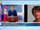 Elections en Tunisie : Ben Ali en Arabie saoudite