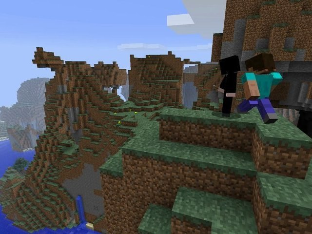 Minecraft : Move Your Body