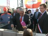 Déplacement de Claude Guéant en Seine et Marne