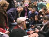 """Occupy Wall Street: Members of the """"One Percent"""" support the 99"""