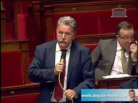 Richard Mallié : Supprimons les crédits de préadhésion de la Turquie à l'Europe !