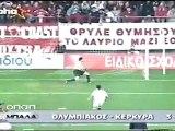 2004-2005, Olympiakos-Kerkyra 3-0