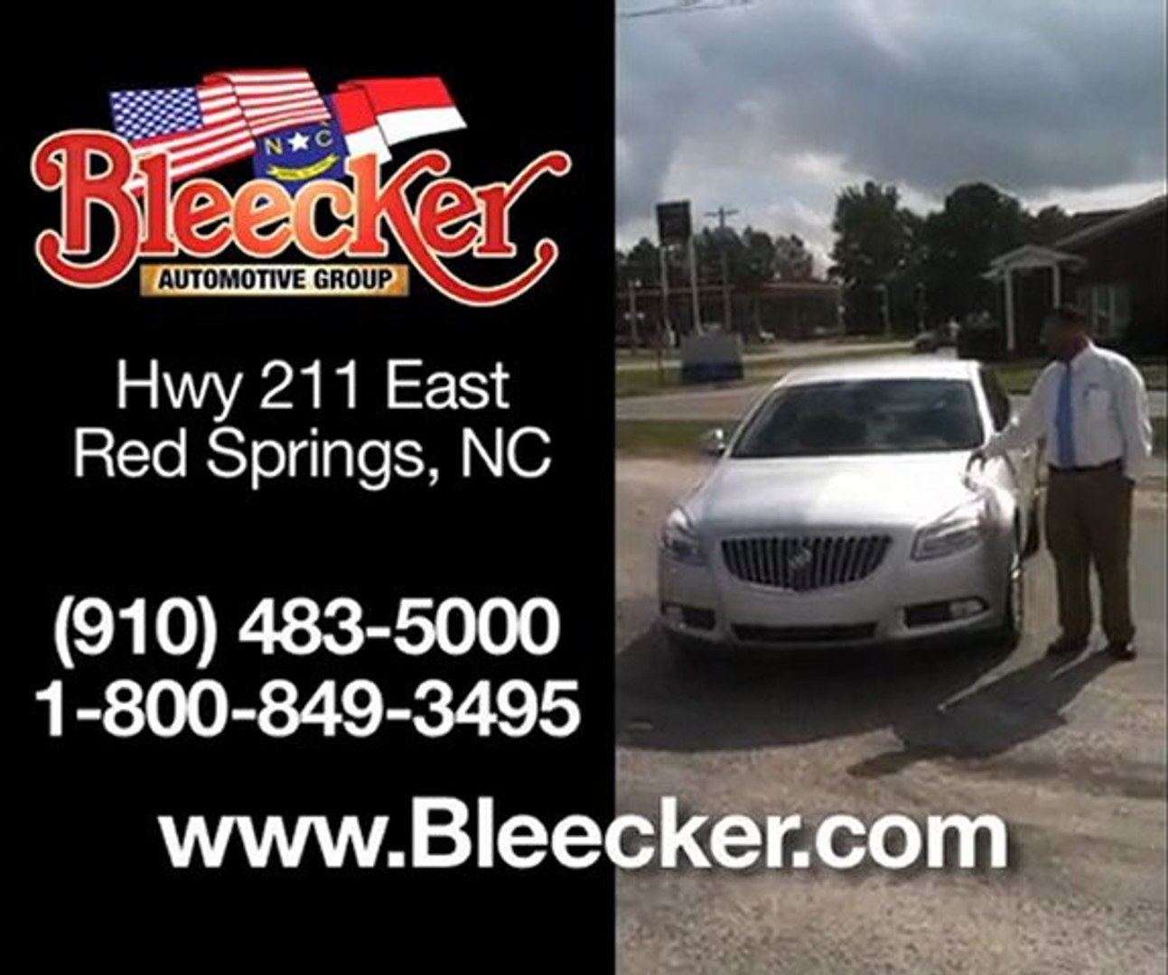 Bleecker Red Springs Nc >> 2012 Buick Regal Fayetteville Red Springs Lumberton Nc