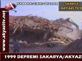 Akyazı 1999 depremi 1.bölüm AKYAZI TV