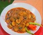 Prawns Recipes - Prawns Tomato Curry - Prawns Do Pyaza - 02