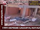 Akyazı 1999 depremi 4.bölüm AKYAZI TV