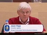 Intervention Jean Haja cadencement et tarifs SNCF 21-10-11