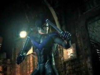 NIGHTWING de Batman Arkham City