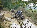 Bain de boue à la ferme de Soiry
