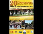 Tambours et Fifres BGHA, promotion concert 20e anniversaire