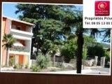 Vente - appartement - GANGES (34190)