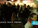 Plus de 140 jeunes catholiques « indignés » arrêtés mardi soir «1