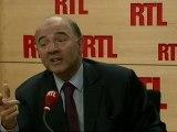 """Pierre Moscovici, député socialiste du Doubs, qui a coordonné la campagne de la primaire de François Hollande : """"J'ai vu un numéro de défausse d'un Président à bout de souffle"""""""