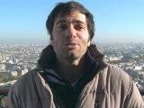 Christophe Dominici parrain de l'Orange Rugby Campus