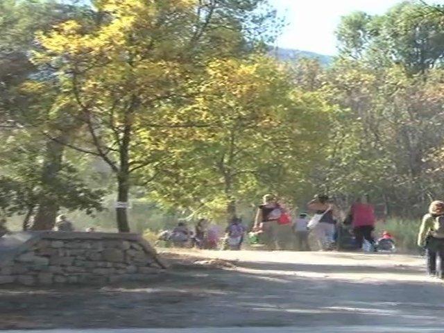 Nature Sport 13 au domaine départemental de Pichauris - octobre 2011