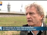 Grève Air France : trafic aérien perturbé