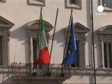 Le coût de la dette italienne grimpe encore malgré...