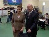 El laborista Michel D. Higgins virtual presidente de Irlanda