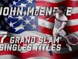 Grand Chelem Tennis 2 : présentation des joueurs