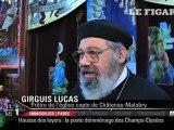 Les Coptes de France inquiets face aux menaces d'attentats